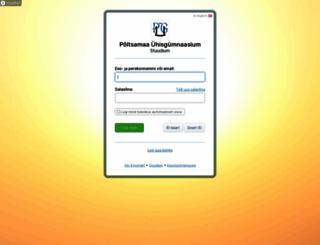 suhtlus-poltsamaa.ope.ee screenshot