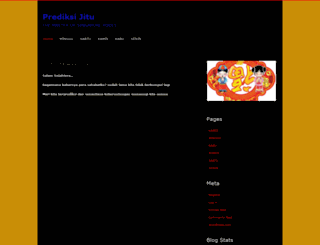 suhutogel4d.wordpress.com screenshot