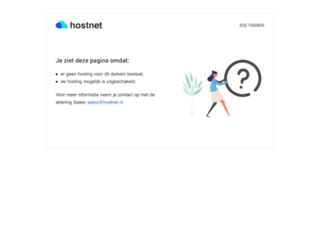 suikerwereld.nl screenshot