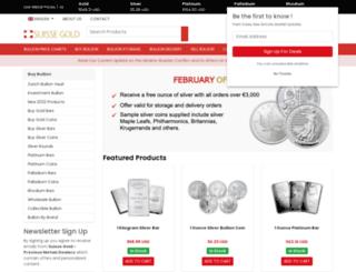 suissegold.ch screenshot