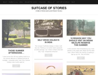 suitcaseofstories.in screenshot