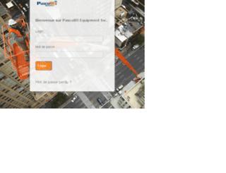 suitecrm.pascolift.ca screenshot