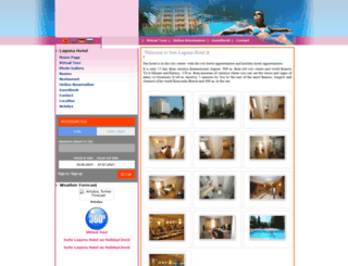 suitelaguna.com screenshot