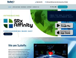suiterx.com screenshot