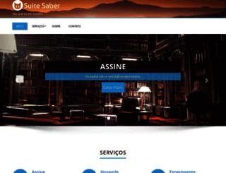 suitesaber.org screenshot
