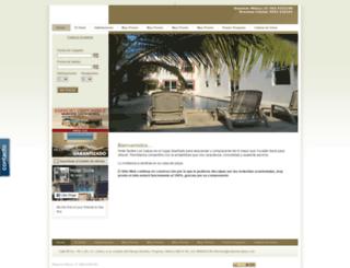 suitesloscabos.com screenshot