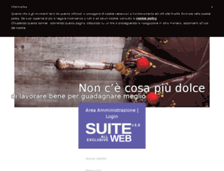 suiteweb.it screenshot