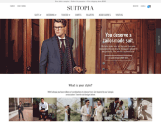 suitopia.pt screenshot