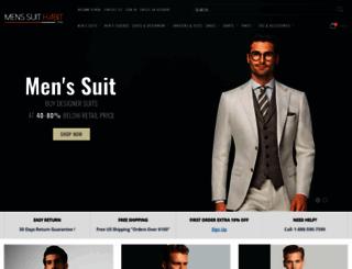 suits4menonline.com screenshot