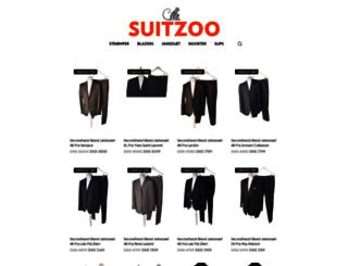 suitzoo.dk screenshot