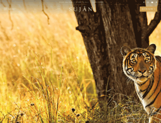 sujanluxury.com screenshot