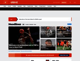 sujuiceonline.com screenshot