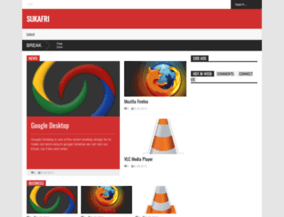 sukafri.blogspot.com screenshot