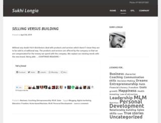 sukhilongia.wordpress.com screenshot