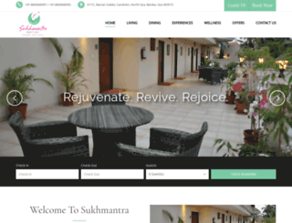 sukhmantra.com screenshot
