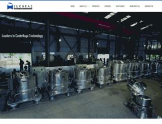 sukhras.com screenshot