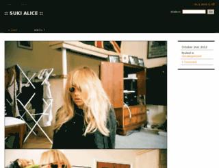 sukialice.com screenshot