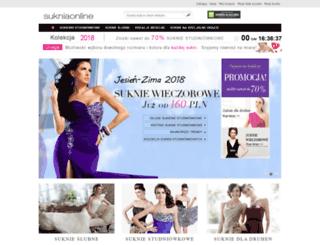 suknia-24.pl screenshot