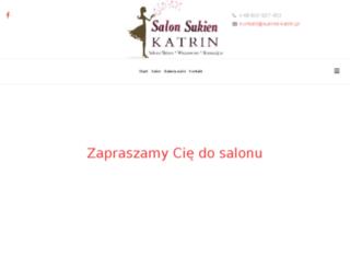 suknie-katrin.pl screenshot