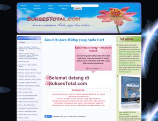 suksestotal.com screenshot