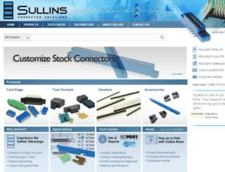sullinscorp.com screenshot