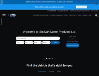 sullivangm.com screenshot
