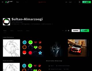 sultan-almarzoogi.deviantart.com screenshot