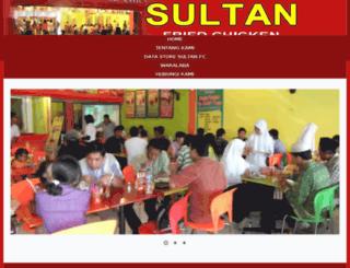 sultan-fc.com screenshot