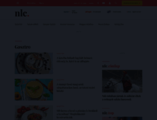 sulvefove.nlcafe.hu screenshot