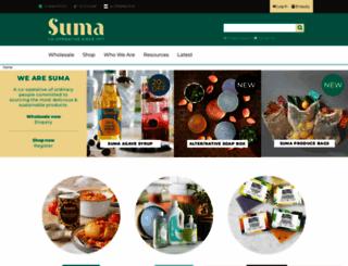 suma.coop screenshot