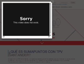 sumapuntos.com.mx screenshot