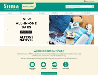 sumawholesale.com screenshot