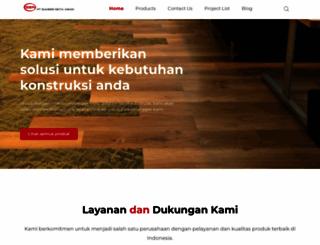 sumbersetia.com screenshot