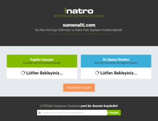sumenalti.com screenshot