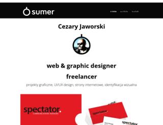 sumer.pl screenshot