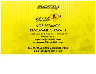 sumitel.com screenshot