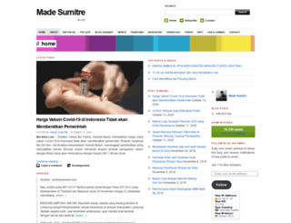 sumitremade.wordpress.com screenshot