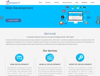 summationit.com screenshot