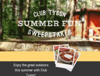 summerfun.clubtyson.com screenshot