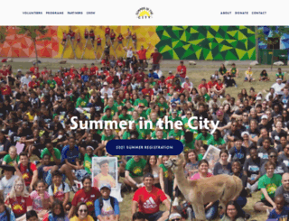 summerinthecity.com screenshot
