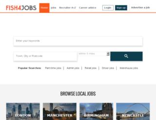 summerjobs4students.co.uk screenshot