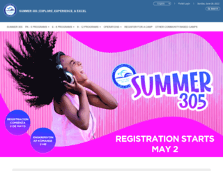 summerschool.dadeschools.net screenshot