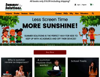 summersolutions.net screenshot