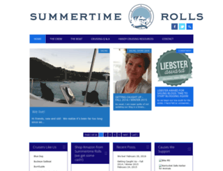 summertimerolls.net screenshot