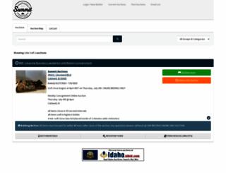 summitauctions.hibid.com screenshot