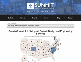 summitde.applicantpool.com screenshot