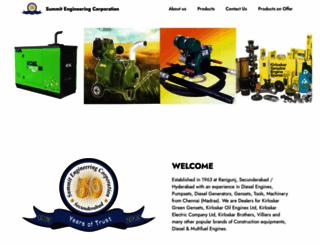 summitenggcorpn.com screenshot