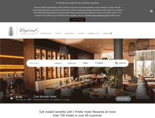 summithotels.com screenshot