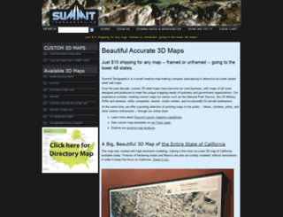 summitmaps.com screenshot