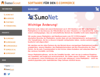 sumonet.de screenshot